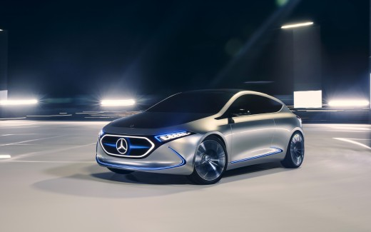 Mercedes Benz Concept EQ 4K 3