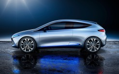 Mercedes Benz Concept EQ 4K 4