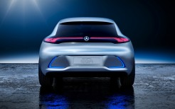 Mercedes Benz Concept EQ 4K 5