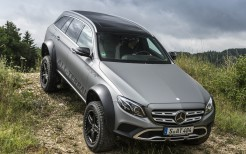 Mercedes Benz E Class All Terrain 2017 4K