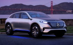 Mercedes Benz Generation EQ Concept 4K