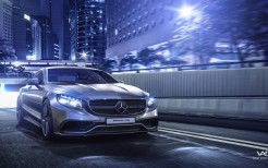Mercedes Benz S Coupe AMG 4K