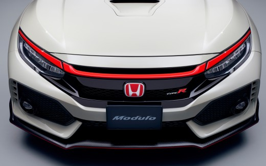 Modulo Honda Civic Type R 2017