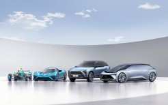 NextEV NIO Electric Cars 4K
