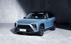 NIO ES8 Electric SUV 4K