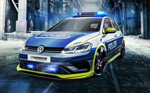 Oettinger Volkswagen Golf 400R Tune it Safe Concept 4K