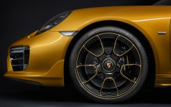 Porsche 911 Turbo S Exclusive Aloy Wheel 4K
