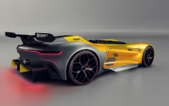 Renault Spider Rear View 4K