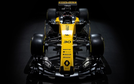 Renault Sport Formula One Car RS 17 4K