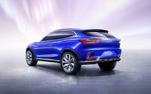 Roewe Vision E   Concept Car