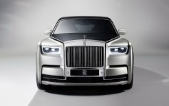 Rolls Royce Phantom 2017 4K