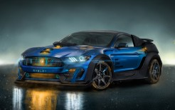 Shelby GT500R Custom CGI 4K
