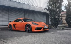 Techart Porsche 718 Cayman HD