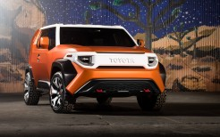 Toyota FT 4X Concept SUV