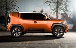 Toyota FT 4X Concept SUV 4K