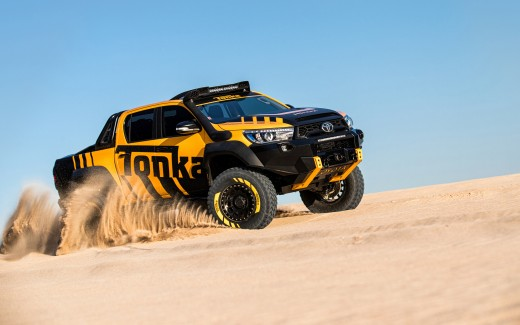 Toyota HiLux Tonka Concept Off road