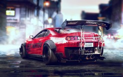 Toyota Supra Need for Speed