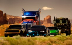 Transformers Cars
