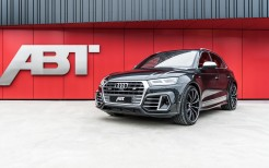 2018 ABT Audi SQ5 Widebody 4K