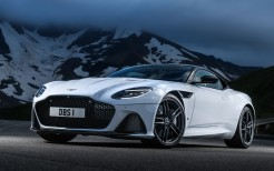 2018 Aston Martin DBS Superleggera 4K