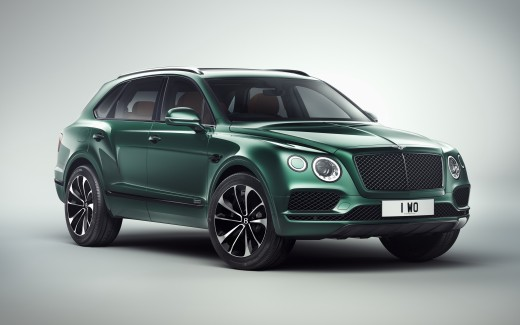 2018 Bentley Bentayga Inspired by The Festival by Mulliner 4K