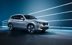 2018 BMW Cncept iX3 4K