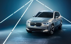 2018 BMW Cncept iX3 4K 3