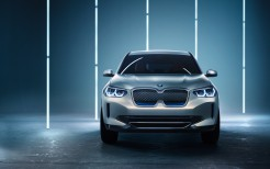 2018 BMW Cncept iX3 4K 4