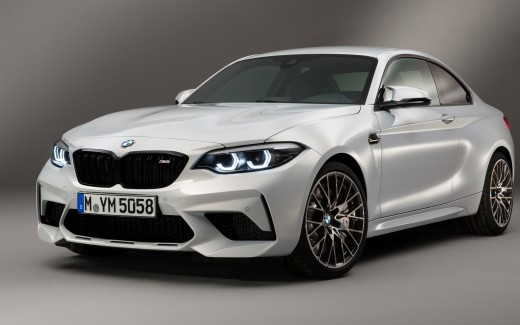 2018 BMW M2 Competition 4K 2