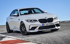 2018 BMW M2 Competition 4K 3