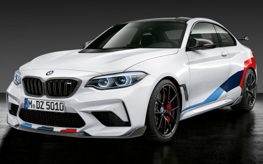 2018 BMW M2 Competition M-Performance Accessories 4K 2
