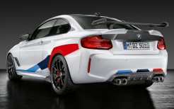 2018 BMW M2 Competition M-Performance Accessories 4K 3