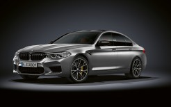 2018 BMW M5 Competition 4K 2