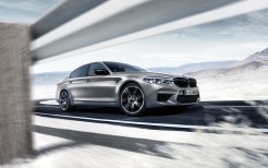 2018 BMW M5 Competition 4K 3