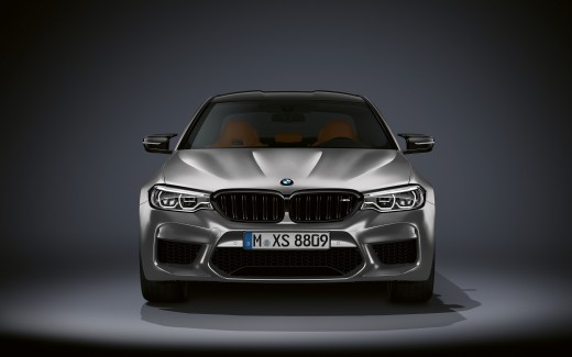 2018 BMW M5 Competition 4K 5
