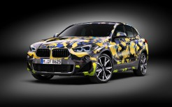 2018 BMW X2 Digital Camo Concept 4K