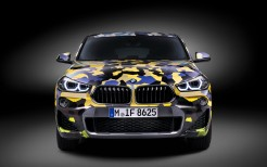 2018 BMW X2 Digital Camo Concept 4K 2