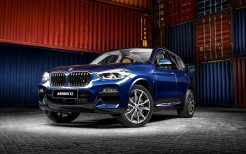 2018 BMW X3 xDrive30i M Sport China 4K 2