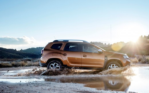 2018 Dacia Duster 4WD 4K 2 Wallpaper
