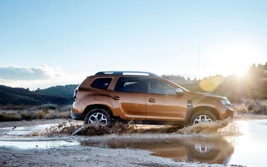 2018 Dacia Duster 4WD 4K 2 Wallpaper
