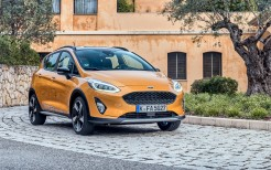 2018 Ford Fiesta Active 4K