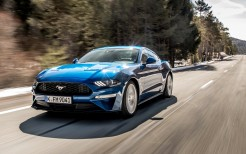 2018 Ford Mustang Ecoboost Fastback 4K