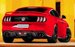 2018 Ford Mustang GT Fastback 4K 5