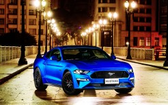 2018 Ford Mustang GT Fastback 4K 8
