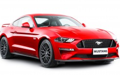 2018 Ford Mustang GT Fastback 4K 9