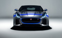 2018 Jaguar F Type SVR Graphic Pack Coupe 3