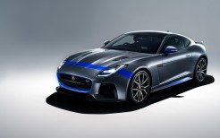2018 Jaguar F Type SVR Graphic Pack Coupe 4