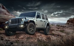 2018 Jeep Wrangler Unlimited Moab Edition