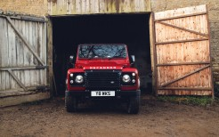 2018 Land Rover Defender 90 Works V8 4K 2