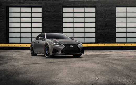 2018 Lexus GS F 10th Anniversary Limited 2